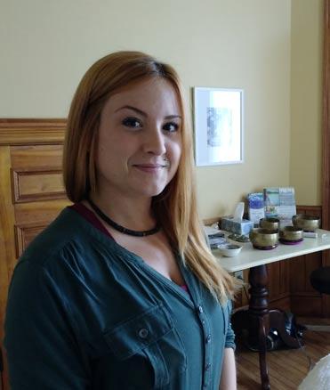 Jessica Blacklock, RMT